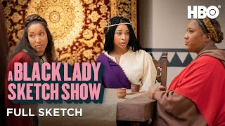 EUROPESE OMROEP | OPENN  | A Black Lady Sketch Show: The Last Supp-her (Full Sketch) | HBO