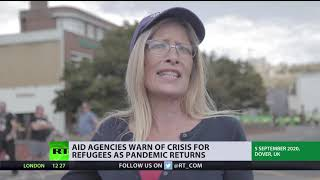 EUROPESE OMROEP OPENN Crisis for refugees looming as CO