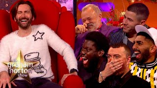 EUROPESE OMROEP | OPENN  | Season 28's BEST Red Chair Stories | The Graham Norton Show Part Two