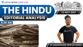 EUROPESE OMROEP | OPENN  | The Hindu Editorial Analysis | 11-May-2021 | UPSC CSE/IAS | Manvendra Pratap Singh