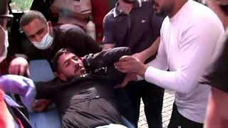 EUROPESE OMROEP | OPENN  | WARNING: GRAPHIC CONTENT – Over 300 hurt in 'Jerusalem Day' clashes