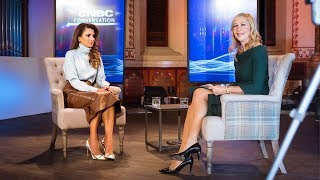 EUROPESE OMROEP | Queen Rania | Queen Rania's Interview with CNBC | 1517837178 2018-02-05T13:26:18+00:00