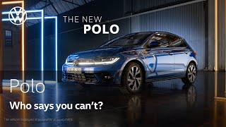EUROPESE OMROEP | OPENN  | The new Polo | Who says you can't? | Volkswagen