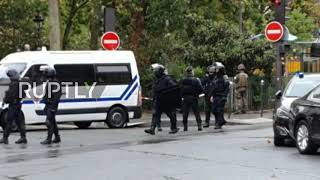 EUROPESE OMROEP OPENN France: Two suspects arrested aft