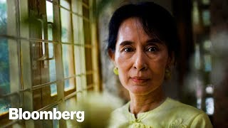 EUROPESE OMROEP | Bloomberg | How Suu Kyi Went From Political Prisoner to Leader | 1519166538 2018-02-20T22:42:18+00:00