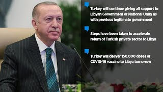 EUROPESE OMROEP OPENN Turkey will also deliver 150,000 doses