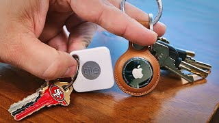 EUROPESE OMROEP | OPENN  | Apple AirTag vs. Tile: Battle of the Bluetooth trackers