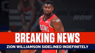 EUROPESE OMROEP | OPENN  | Zion Williamson to be sidelined indefinitely with fractured finger | CBS Sports HQ