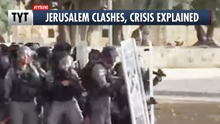 EUROPESE OMROEP | OPENN  | Israel's Forced Palestinian Evictions Leads to Crisis In Jerusalem