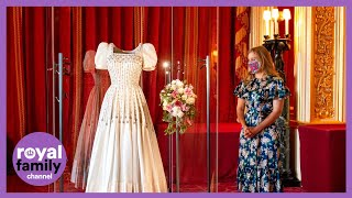 EUROPESE OMROEP OPENN Princess Beatrice's Wedding Dress