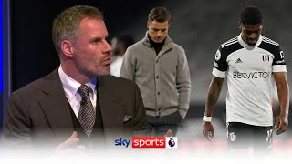 EUROPESE OMROEP | OPENN  | What went wrong for Fulham this season? | Neville & Carragher debate Fulham's PL difficulties