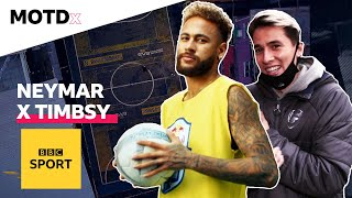 EUROPESE OMROEP | OPENN  | Taking on Neymar Jr at five-a-side | MOTDx