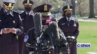 EUROPESE OMROEP OPENN U.S. Capitol Police Acting Chief on Se