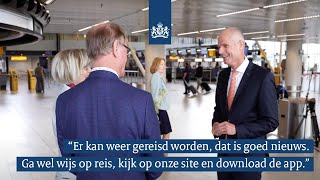 EUROPESE OMROEP OPENN Business as unusual | Minister Bl