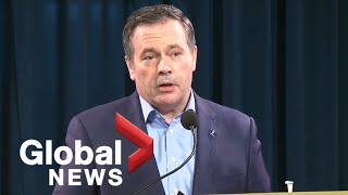 EUROPESE OMROEP | OPENN  | Jason Kenney provides update on COVID-19 vaccine rollout in Alberta | LIVE