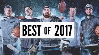 EUROPESE OMROEP | Dude Perfect | Best of 2017 | Dude Perfect | 1514328915 2017-12-26T22:55:15+00:00