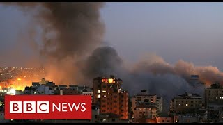 EUROPESE OMROEP | OPENN  | Israel intensifies strikes on Gaza despite calls for restraint from UN and US - BBC News