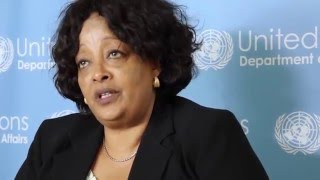 EUROPESE OMROEP | United Nations Department of Political Affairs | Diplomacy in Action: Hiroute Guebre Sellassie | 1449257654 2015-12-04T19:34:14+00:00