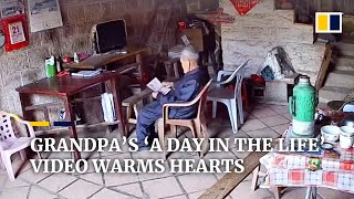 EUROPESE OMROEP | OPENN  | Chinese grandpa's 'a day in the life' video warms many hearts online