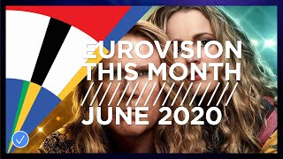 EUROPESE OMROEP OPENN EUROVISION THIS MONTH: JUNE 2020