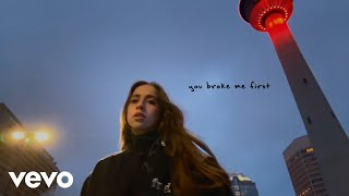 EUROPESE OMROEP | OPENN  | Tate McRae - you broke me first (Official Video)