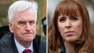 EUROPESE OMROEP | OPENN  | Sacking Angela Rayner is a 'huge mistake', says John McDonnell