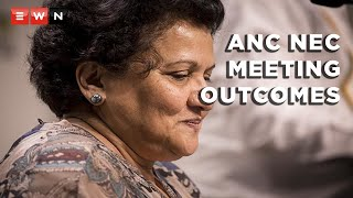 EUROPESE OMROEP | OPENN  | Jessie Duarte: ANC step aside resolution not aimed at Ace Magashule