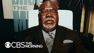 EUROPESE OMROEP OPENN Bishop T.D. Jakes on his new book