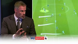 EUROPESE OMROEP | OPENN  | Jamie Carragher analyses Chelsea's defending during their win over Manchester City | MNF