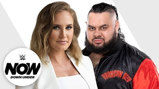 EUROPESE OMROEP | OPENN  | NXT Superstar Bronson Reed on Aussies in the WWE, the AFL, and home in Adelaide: WWE Now Down Under