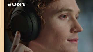 EUROPESE OMROEP | OPENN  | Sony | WH-1000XM4 Industry Leading Noise Canceling Headphones with Exceptional Sound