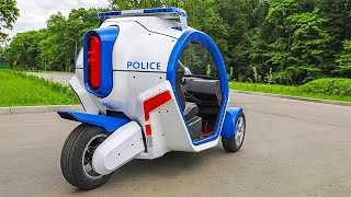 EUROPESE OMROEP | OPENN  | NEW GENERATION MILITARY AND POLICE VEHICLES