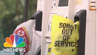 EUROPESE OMROEP | OPENN  | Pipeline Restarting Operations Amid Frenzy At Gas Stations | NBC News