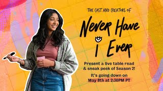 EUROPESE OMROEP | OPENN  | Never Have I Ever Live Table Read