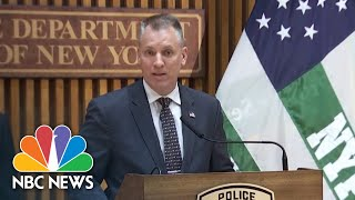 EUROPESE OMROEP | OPENN  | NYC Police Commissioner Announces Arrest In Times Square Shooting