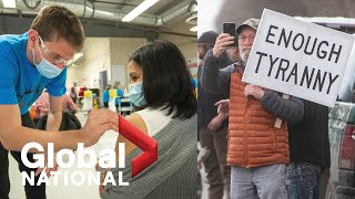 EUROPESE OMROEP | OPENN  | Global National: May 9, 2021 | Alberta government faces backlash ahead of tougher pandemic measures