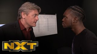 EUROPESE OMROEP | OPENN  | Leon Ruff's furious demand for William Regal: WWE Network Exclusive, May 11, 2021