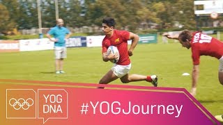 EUROPESE OMROEP | Youth Olympic Games | How Argentina are gearing up for Rugby gold at Buenos Aires 2018 #YOGjourney | 1512151202 2017-12-01T18:00:02+00:00