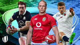 EUROPESE OMROEP | OPENN  | INTRODUCING the 2021 British and Irish Lions! | Lions at the World Cup!