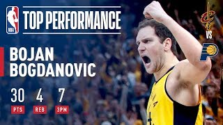EUROPESE OMROEP | NBA | Bojan Bogdanovic Leads The Pacers To A Game 3 Victory! | 1524289514 2018-04-21T05:45:14+00:00