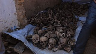 EUROPESE OMROEP | AFP news agency | Hundreds of bodies found from Rwanda's 1994 genocide | 1524775564 2018-04-26T20:46:04+00:00