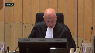 EUROPESE OMROEP OPENN LIVE: Flight MH17 trial continues