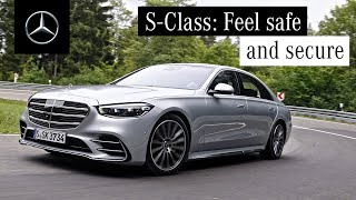 EUROPESE OMROEP | OPENN  | Safety, Assistance and Security in the New S-Class