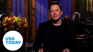 EUROPESE OMROEP | OPENN  | Elon Musk hosts 'SNL,' Miley Cyrus tributes godmother Dolly Parton | USA TODAY