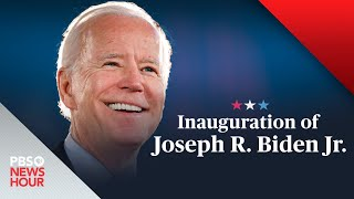 EUROPESE OMROEP | OPENN  | WATCH LIVE: The inauguration of Joe Biden and Kamala Harris - PBS NewsHour special coverage