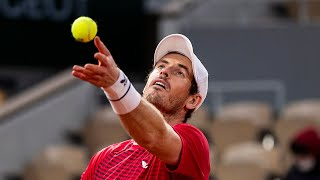 EUROPESE OMROEP OPENN Andy Murray: 'My worst defeat in