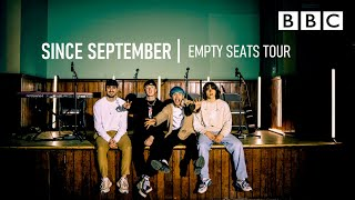 EUROPESE OMROEP | OPENN  | Since September: The Empty Seats Tour 🎤 Episode 2 🎸 BBC