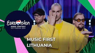 EUROPESE OMROEP OPENN Music First with The Roop from Lithuan