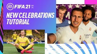 EUROPESE OMROEP OPENN FIFA 21 | New Celebrations Trailer