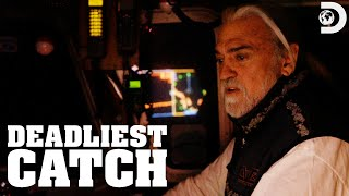 EUROPESE OMROEP | OPENN  | Wild Bill Loses Power at Sea! | Deadliest Catch